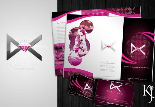 Logo Design & Corporate Stationary