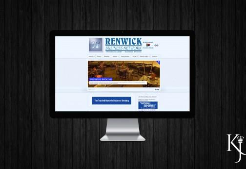 Renwick Business Network Website